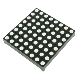 5mm 8x8 RGB LED Dot Matrix