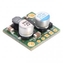 Sursă Pololu D24V25F6 de 6 V, 2.5 A (coborâtoare)