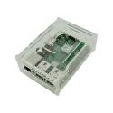 Raspberry Pi Transparent LaserCut Case