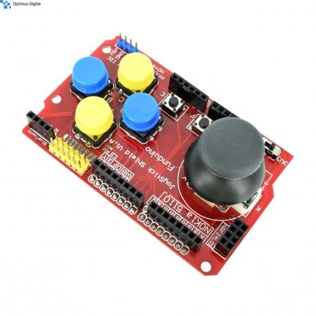 Shield Joystick pentru Arduino