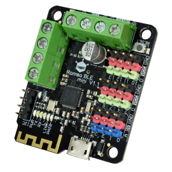 Romeo BLE mini - Arduino with Driver Motor and 4.0 Bluetooth
