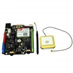 SIM808 cu placa Leonardo