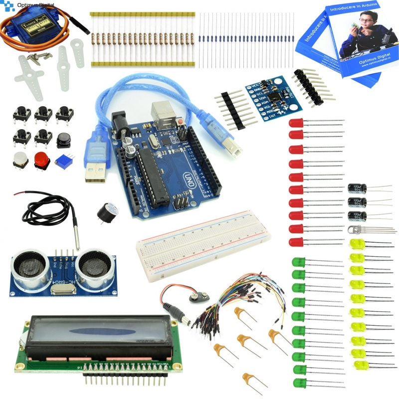 Introduction to arduino kit