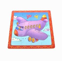 Puzzle Plane