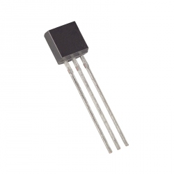 DS18B20 Temperature Sensor (TO-92)