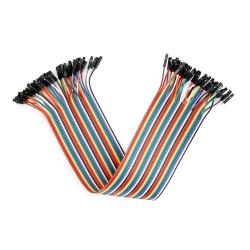 30 cm 40p Female-Female Wires