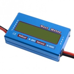 Digital Watt Meter max DC 60V 100A