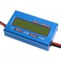 Digital Watt Meter max DC 60 V 100 A