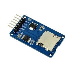 Modul Slot Card MicroSD