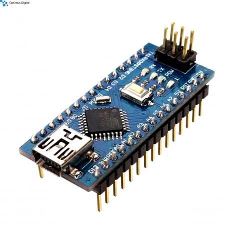 Development Board Arduino Nano Compatible (ATmega328p + CH340)