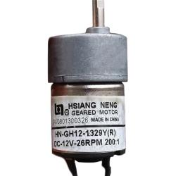 1329Y 12V26 Gearmotor