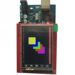Shield LCD de 2.4'' pentru Arduino Mega