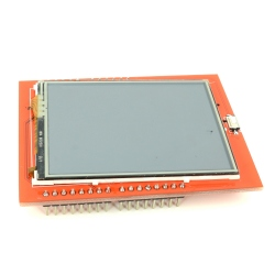 "2.4"" LCD Shield for Arduino with Extra Connector"