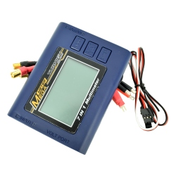 Battery Checking System, Watt Meter and Servo Tester