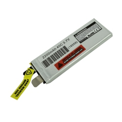 LiPo Turnigy 2200 mAh 1S 40C Battery (3.7 V)