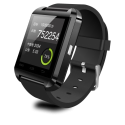 Smart-Watch U8 - Black
