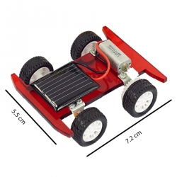 Mini Robot With Solar Panel KIT