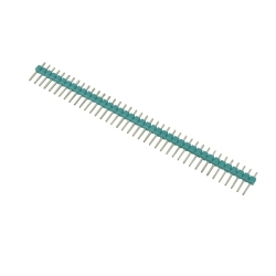 2.54 mm (40p) Green Pin Header