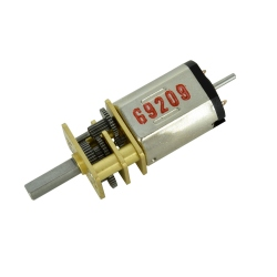 Micro Motor Pololu HPCB 75:1 6 V cu Ax Extins